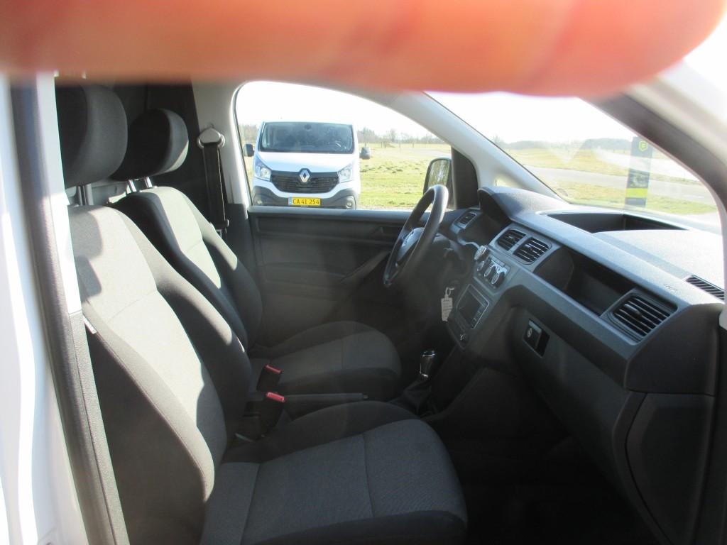 VW Caddy 1.4TSI MAXI