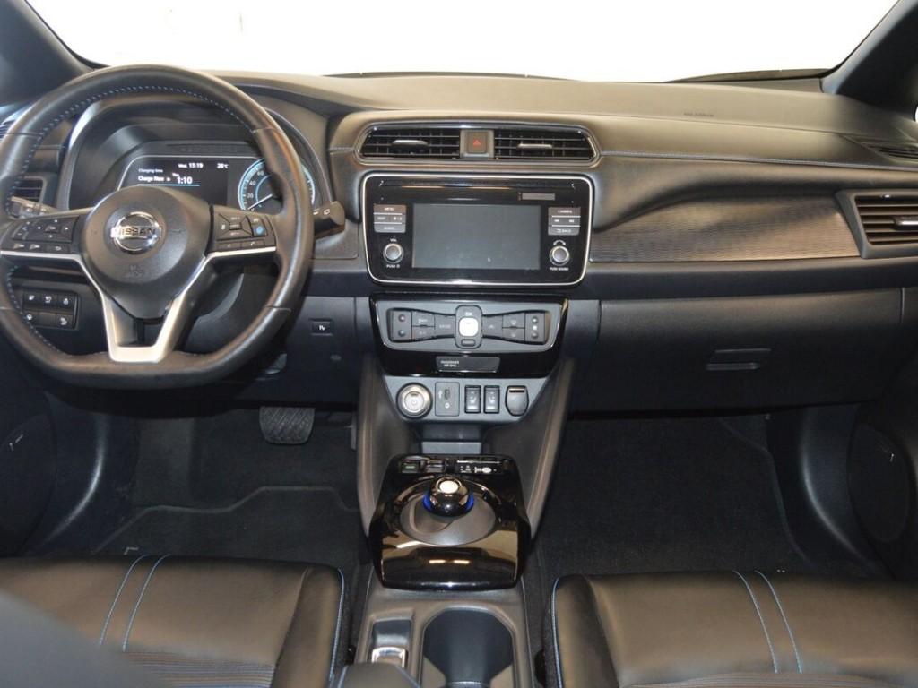 Nissan Leaf N-Connecta 5d (Incl. clever lade brik =Gratis strøm)