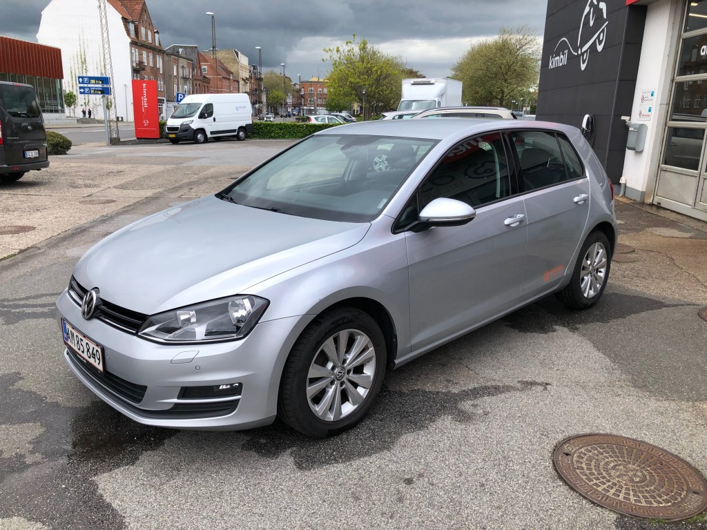 VW Golf 1,6 TDI Comfortline
