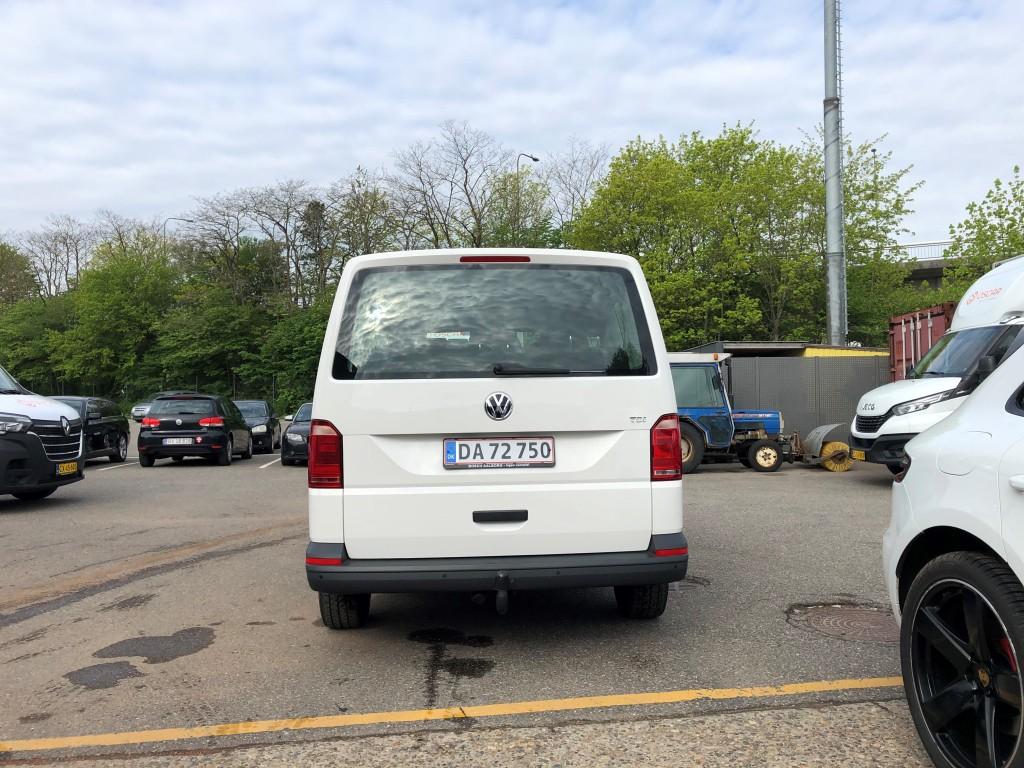 VW T6 Caravelle (lang) 150 HK