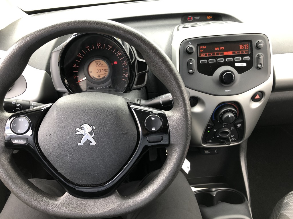 Peugeot 108 - Depositum 5000 kr.
