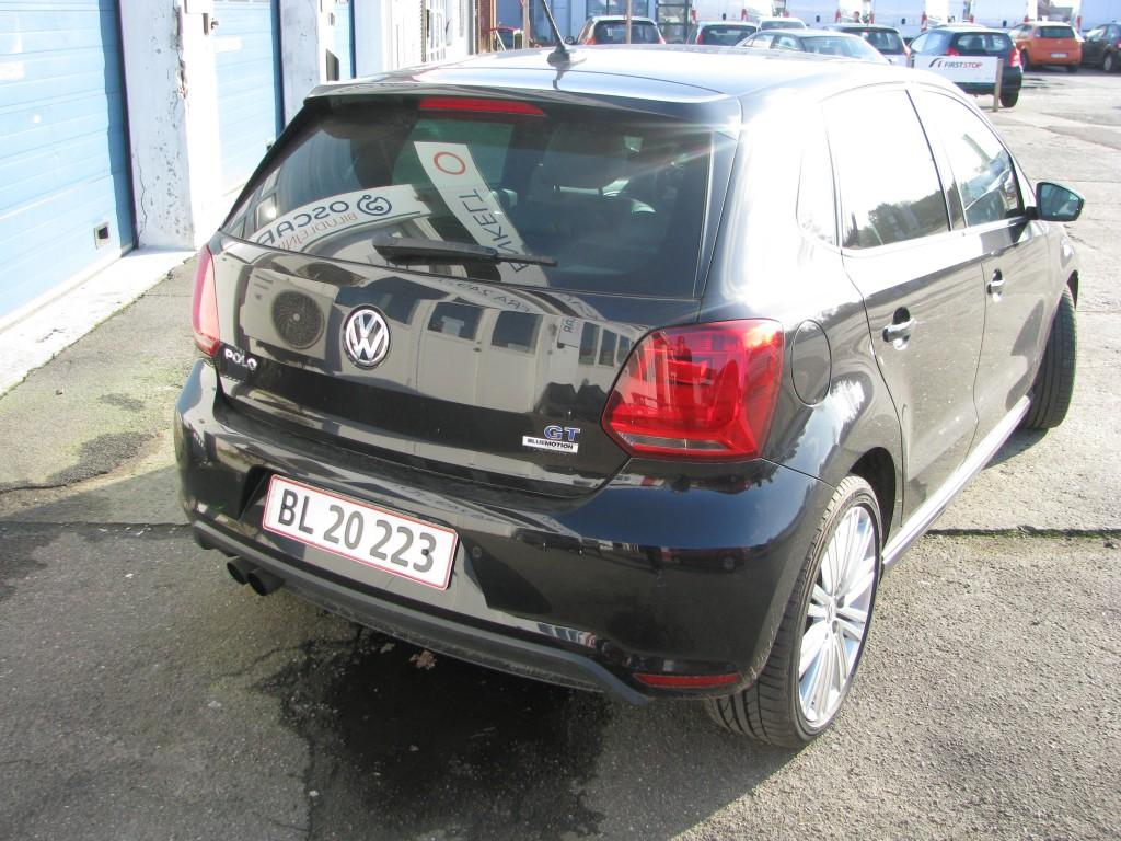 VW Polo 1.4 Tsi GT
