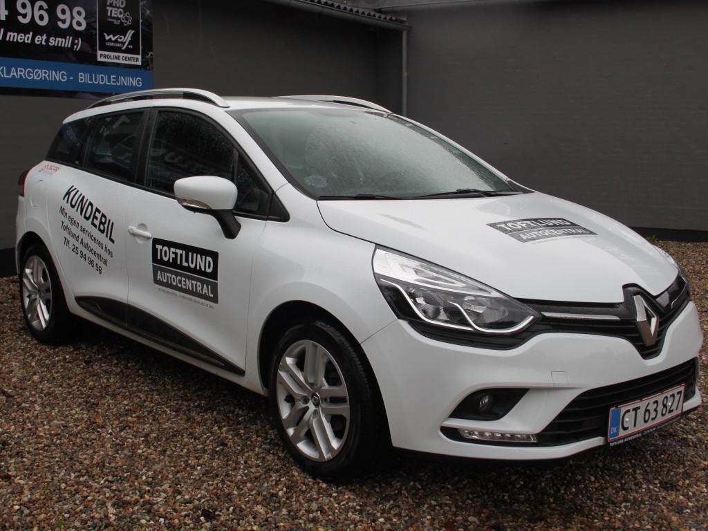 Renault Clio Sport Tourer Stc 0,9