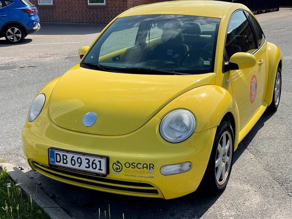 VW New Beatle