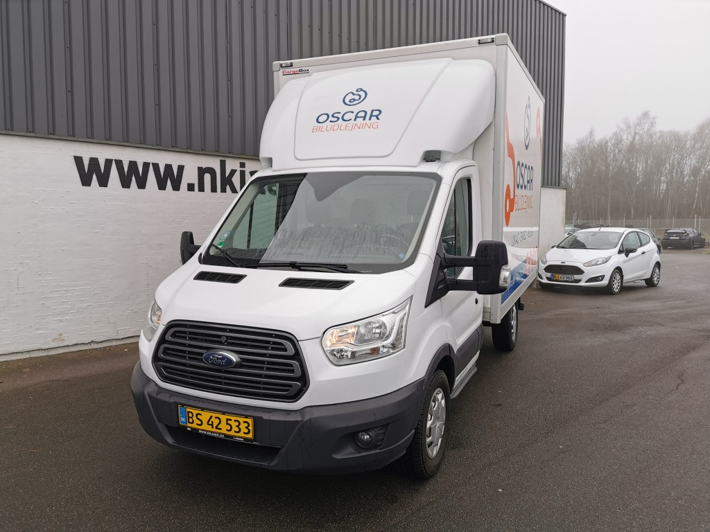 Ford Transit m/lift 16m3
