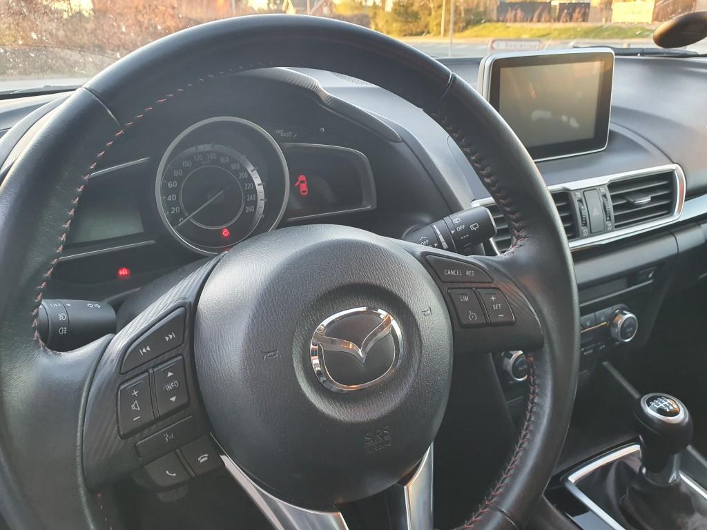 Mazda 3 Sky-activ 2.0