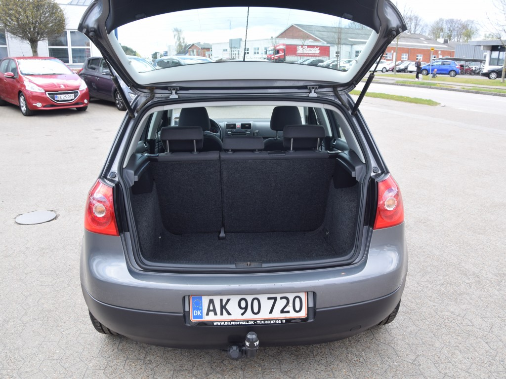 VW Golf 1,9 Bluemotion