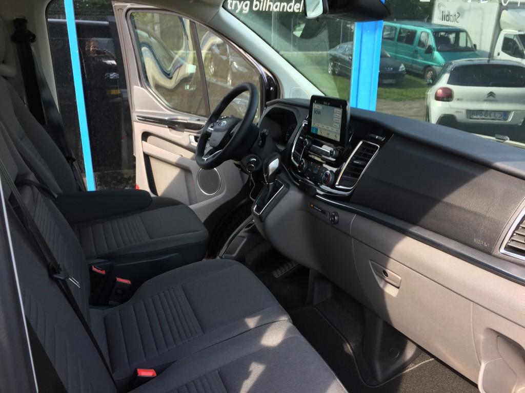 Ford Tourneo Custom 2,0 TDCi