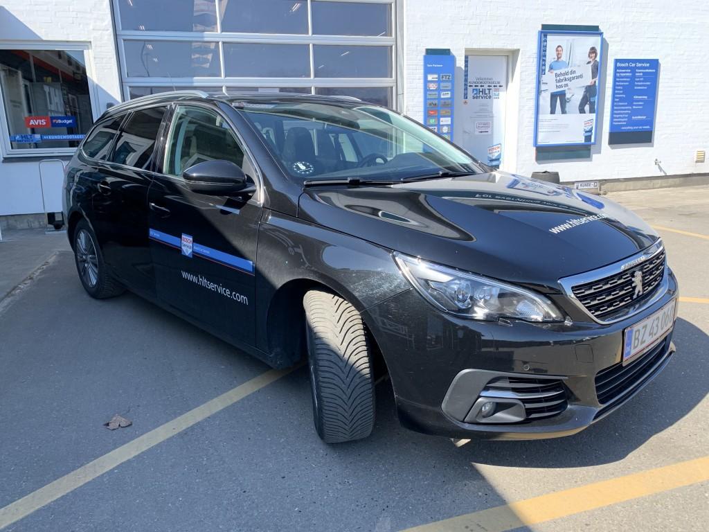Peugeot 308 1.6 BlueHDi 120 hk SW