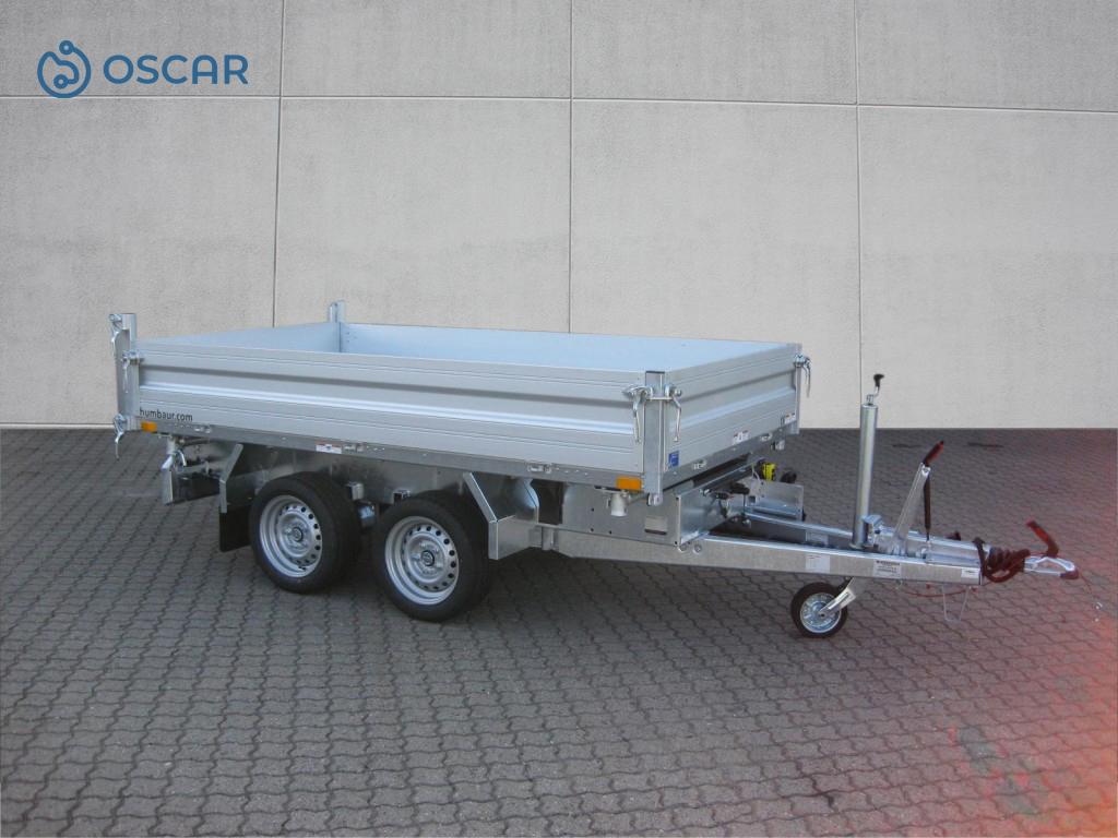 Humbauer HTK 2700.27 3 vejs EL-Tip
