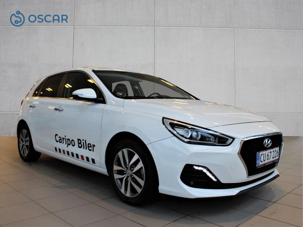Hyundai i30 - Kan ikke betales med Debit Card