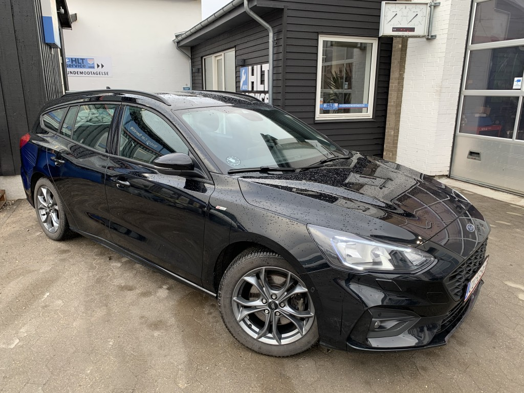 Ford FOCUS 2.0 EcoBlue (150 HK) Stationcar
