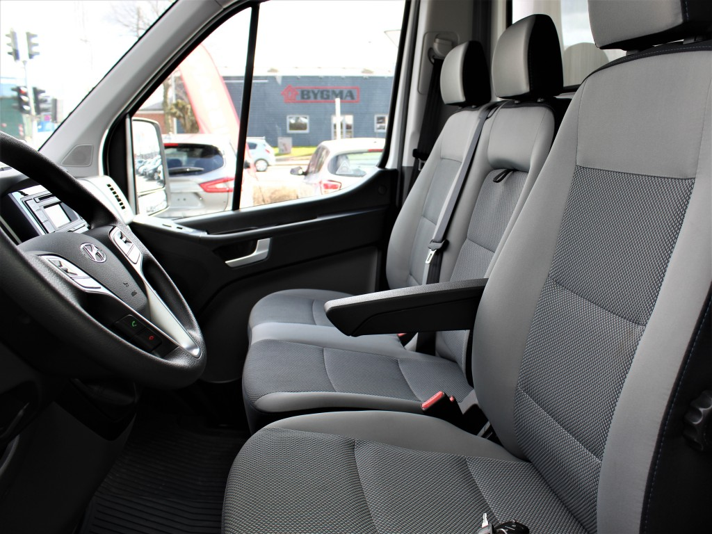 Hyundai H350 - Kan ikke betales med Debit Card