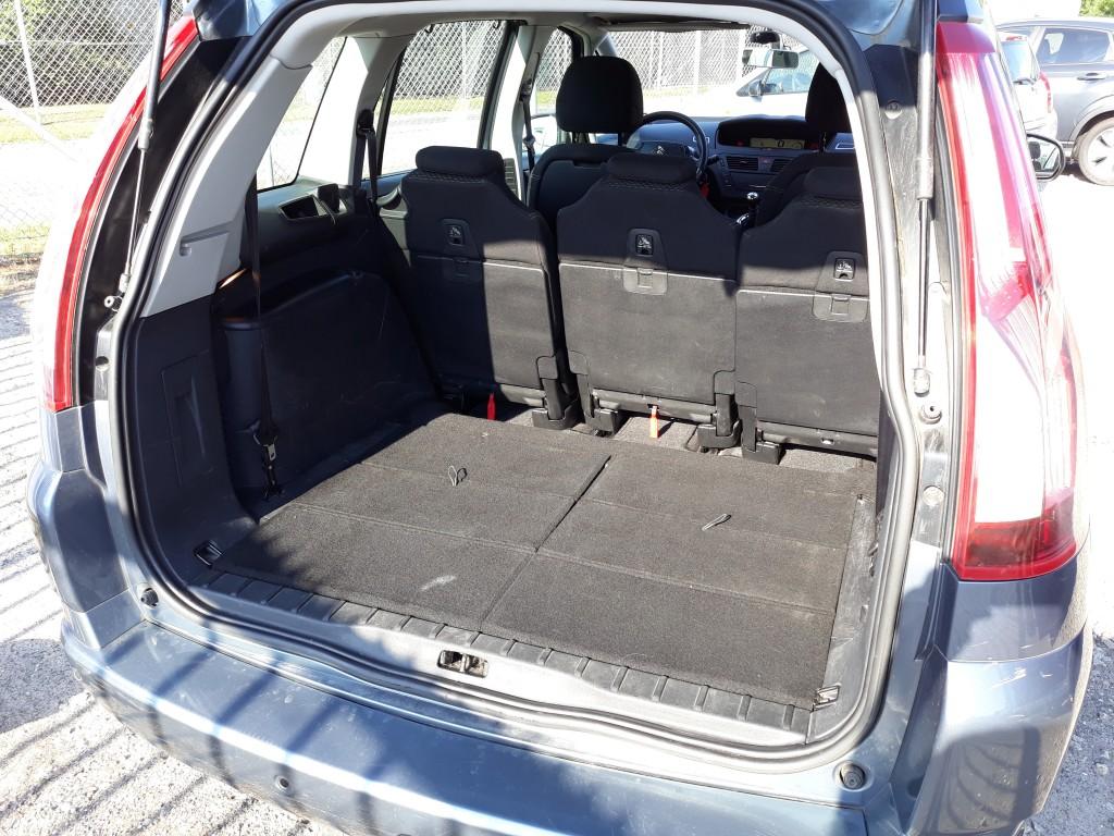 Citroen Grand C4 Picasso HDI 110 7 sæder