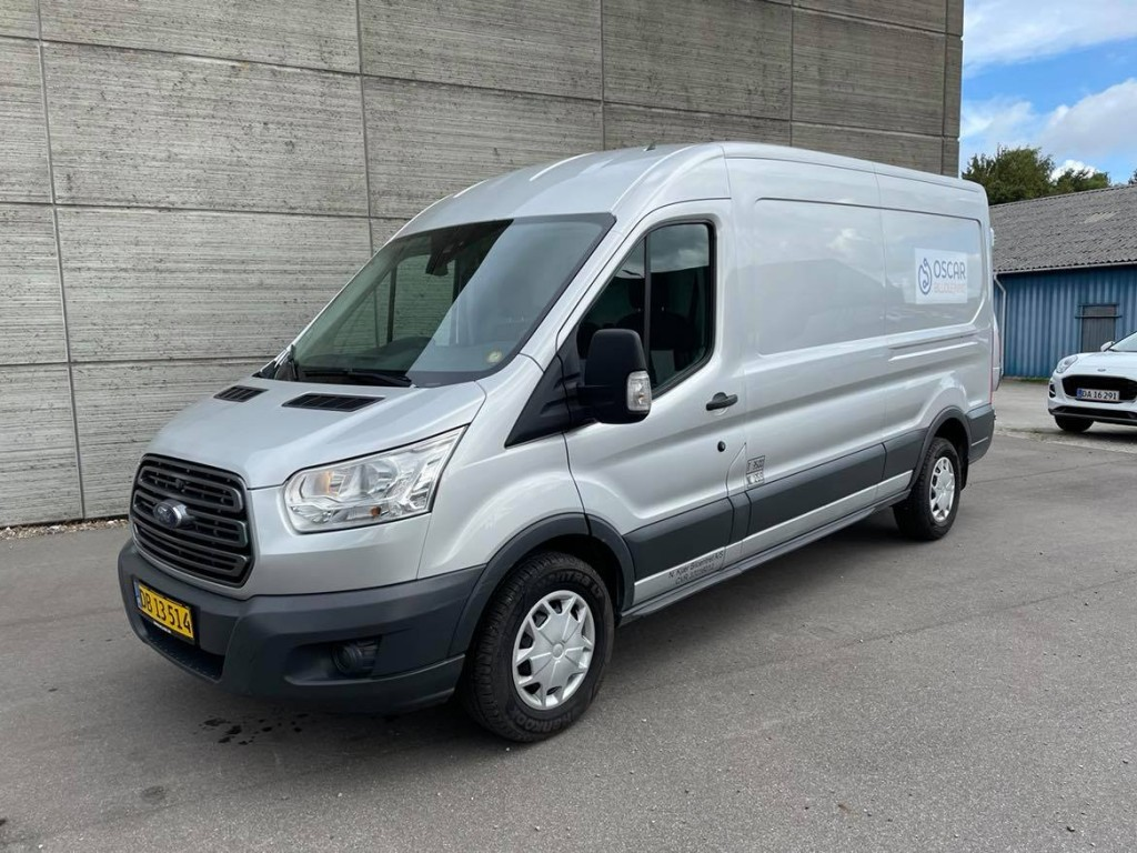 Ford Transit 350L 2,2TDCI 155hk