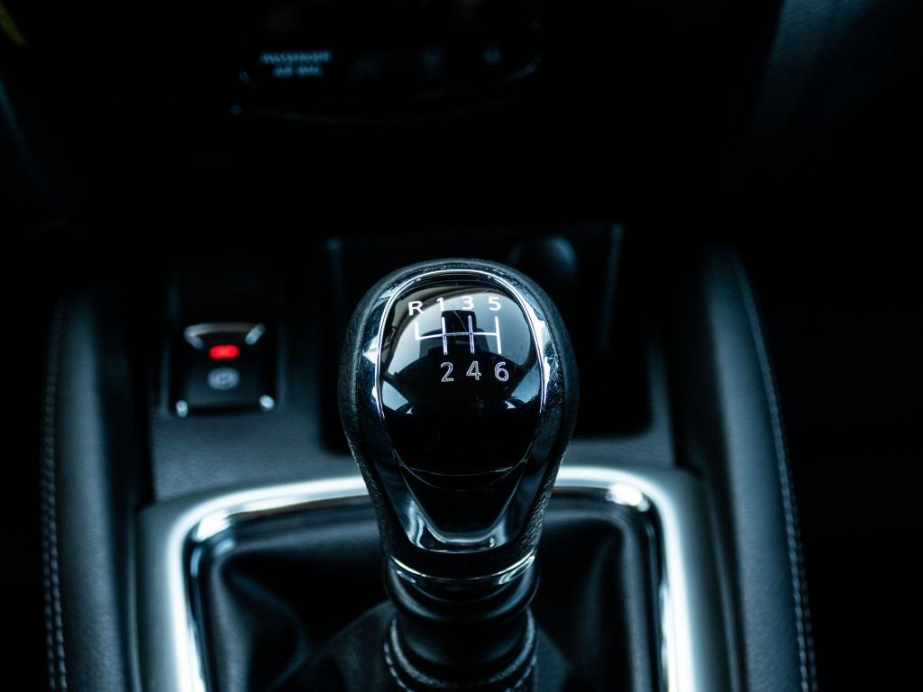 Nissan Qashqai Visia 1,2 115 HK