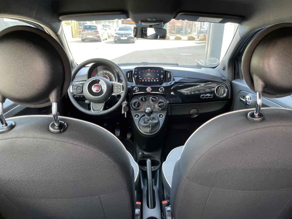 Fiat 500 Lounge Black Edition