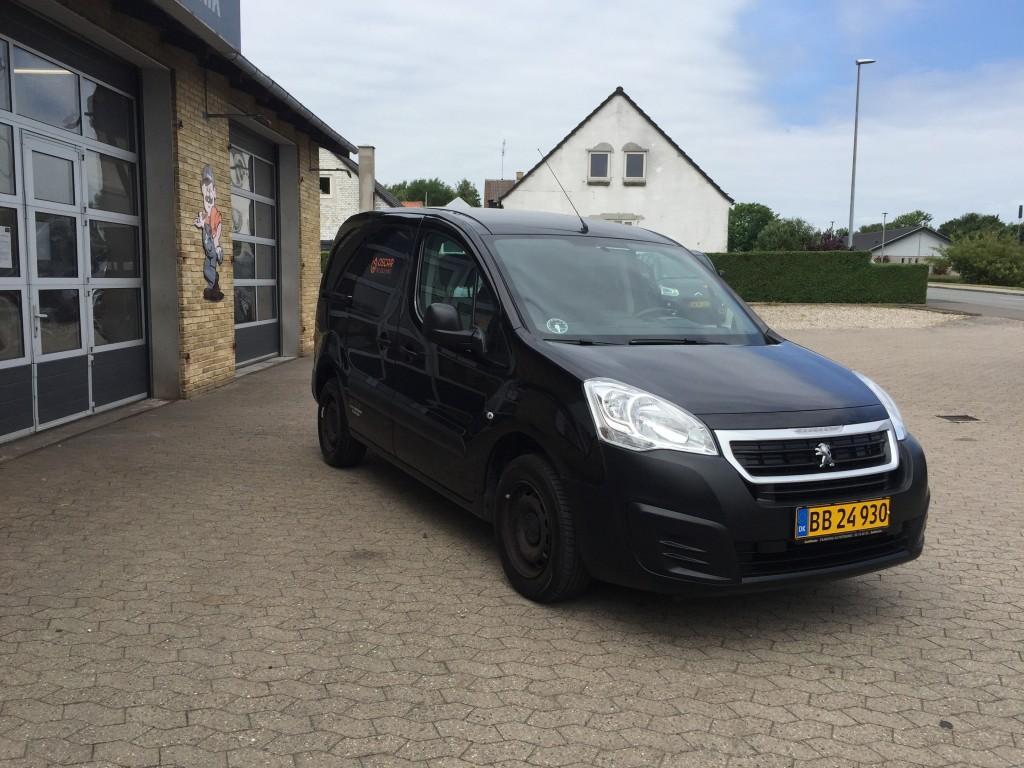 Peugeot Partner 1,6 BlueHDI