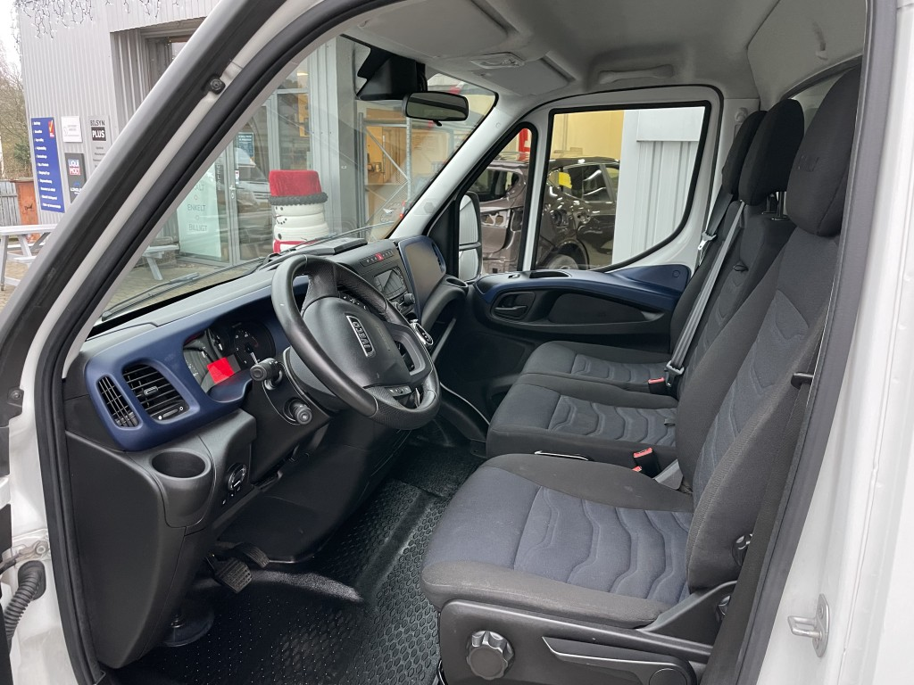 Iveco Daily 35S15 Alukasse