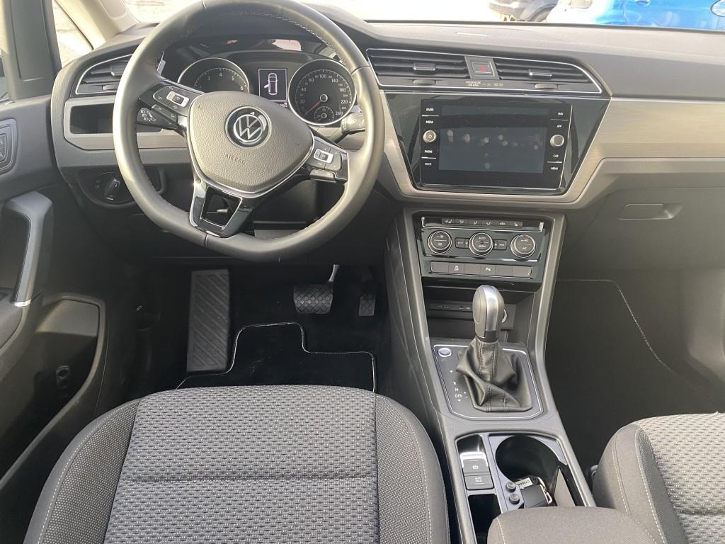 VW Touran 1,5 Automatgear 7 Sæder DEPOSITUM