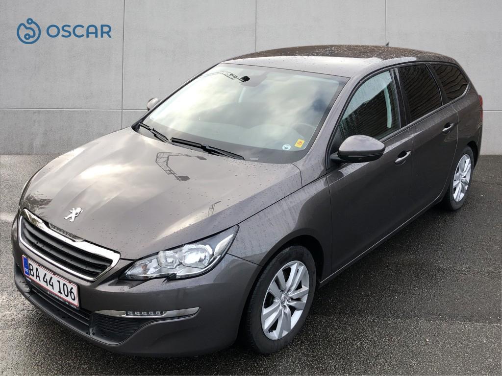 Peugeot 308 SW - Depositum 5000 kr.