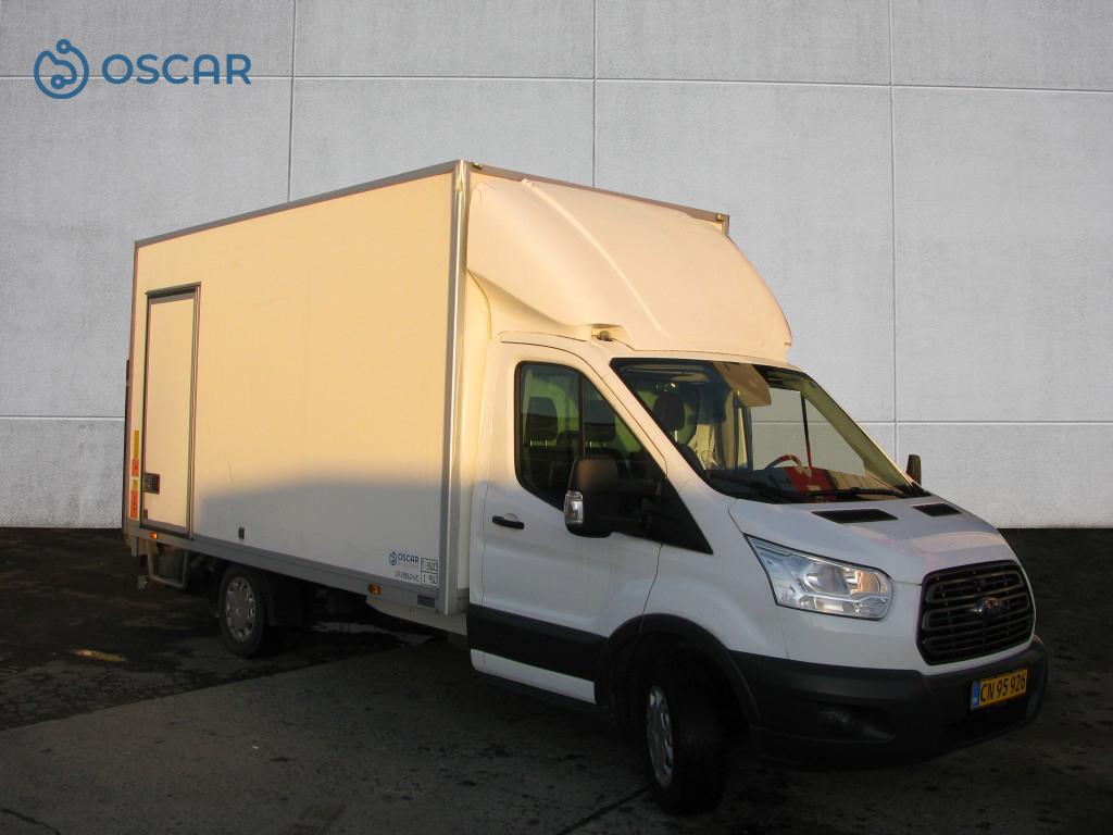 Ford Transit 2.2 TDCi 155HK