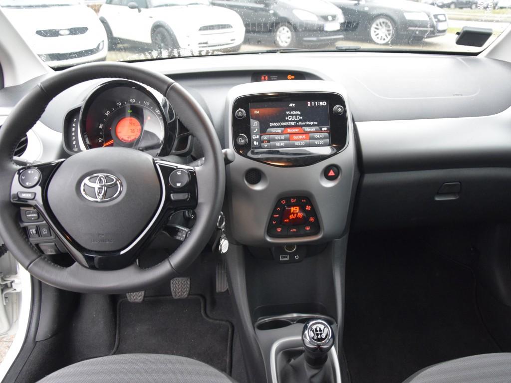 Toyota Aygo 1,0 VVTi