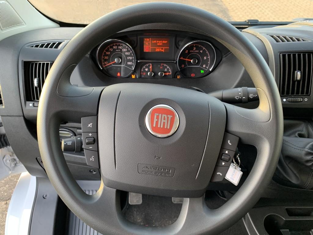 Fiat Ducato 2.3 Mjt 140 Kassevogn Pro+