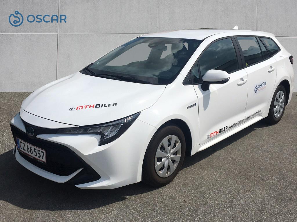 Toyota Corolla 1,8 Hybrid TS