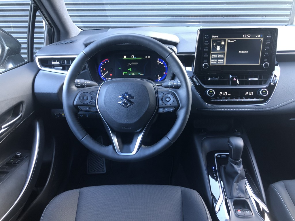 Suzuki Swace Active Hybrid