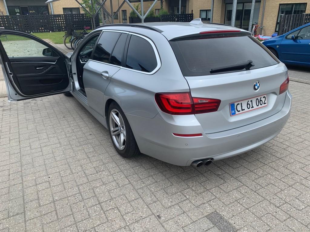 BMW 520 D Aut stc