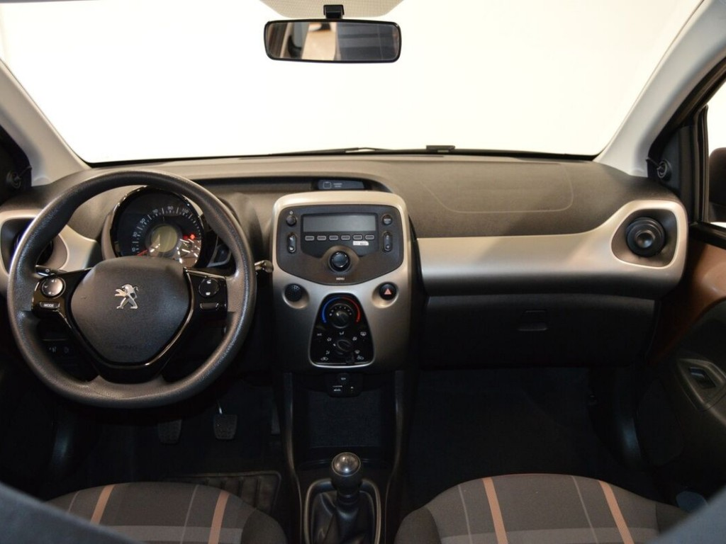Peugeot 108 1,0 e-VTi 69 Active 5d