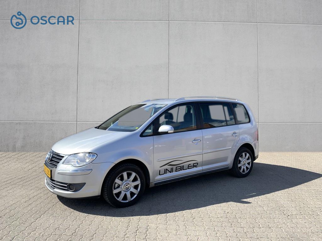 VW Touran 2.0 Aut.
