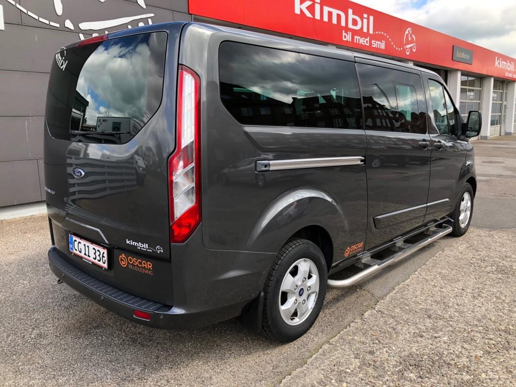 Ford Tourneo Custom 2,2