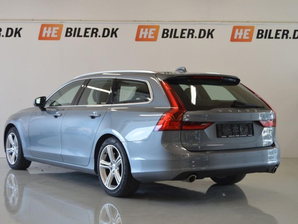 Volvo v90 D4 st.car