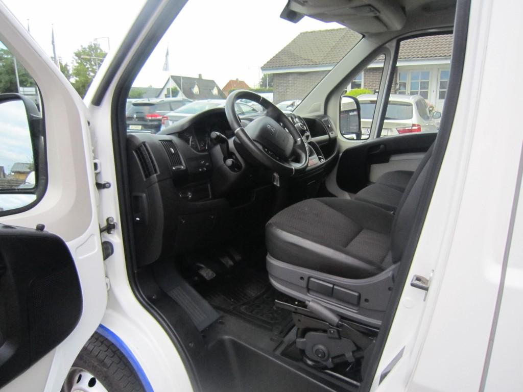 Peugeot BOXER 2,2 HDI 130HK