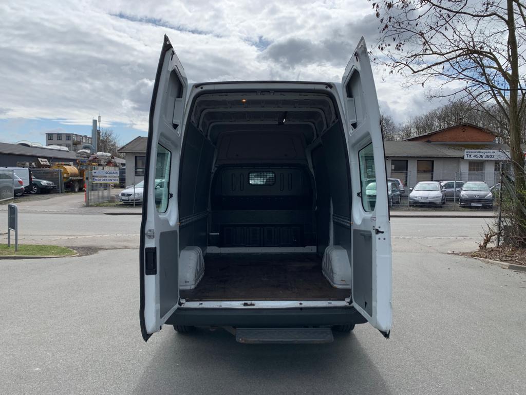 Ford Transit Kassevogn Ekstra høj