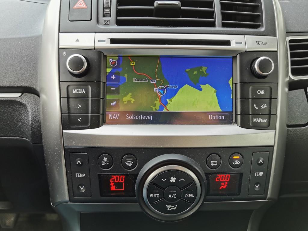 Toyota VERSO 2.0D 7 sæder
