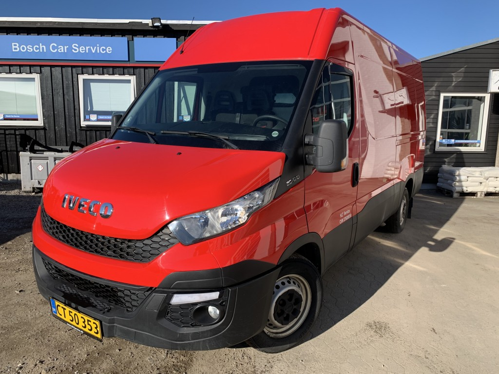 Iveco Daily 35S17 3,0D 12m3