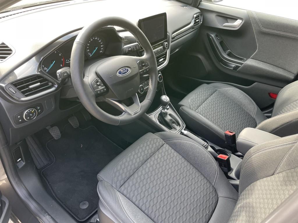 Ford Puma - Mild Hybrid