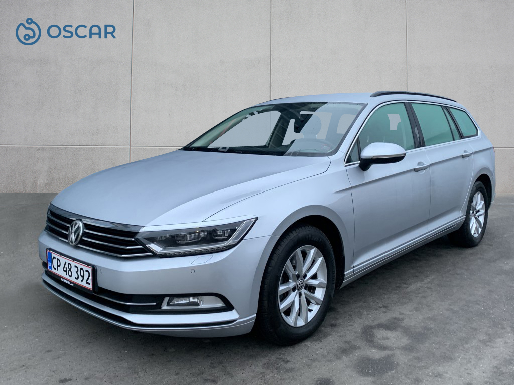 VW Passat 2,0 TDI St.car Aut.