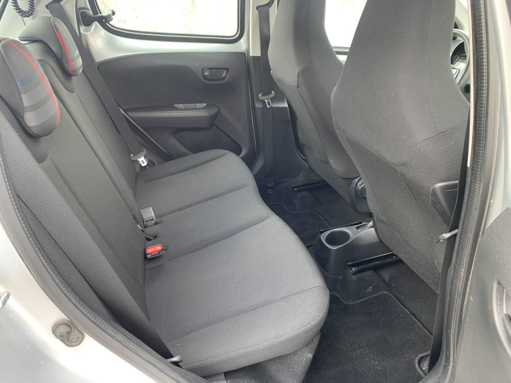 Peugeot 108 1,0 E-VTI 69 HK