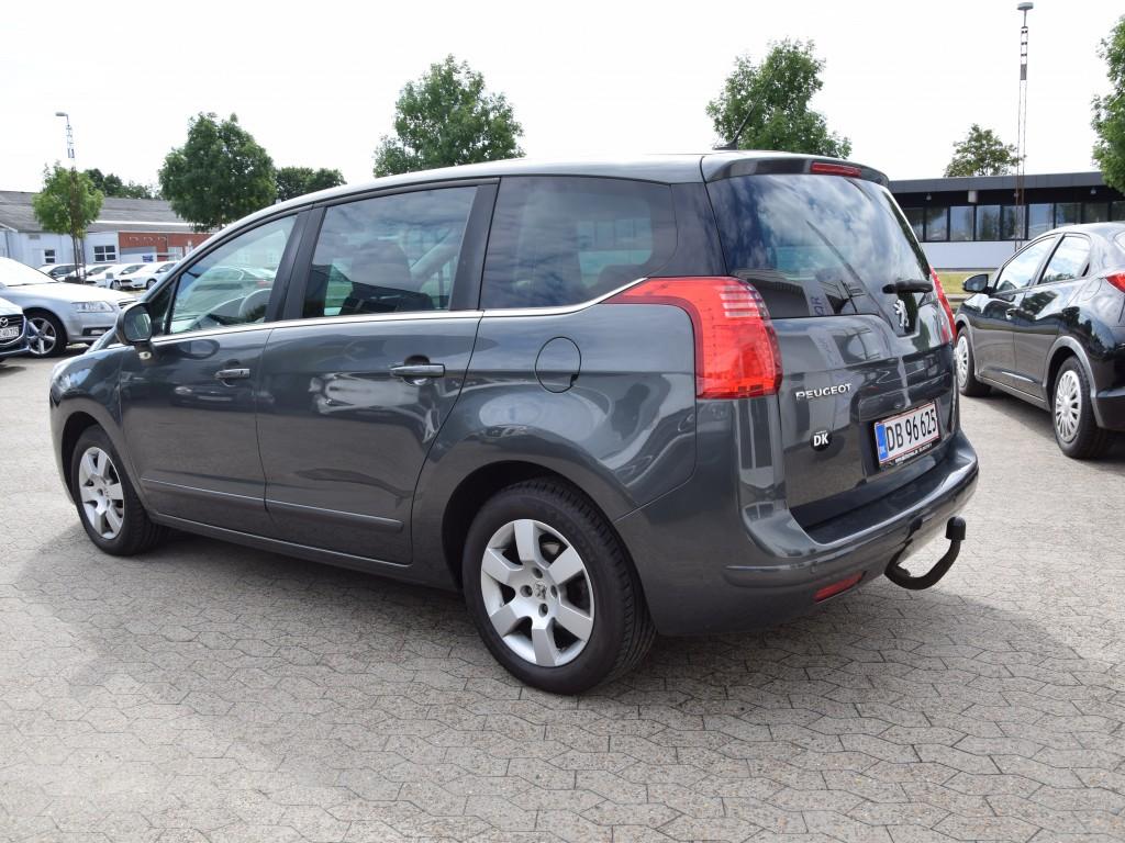 Peugeot 5008 2,0 HDi