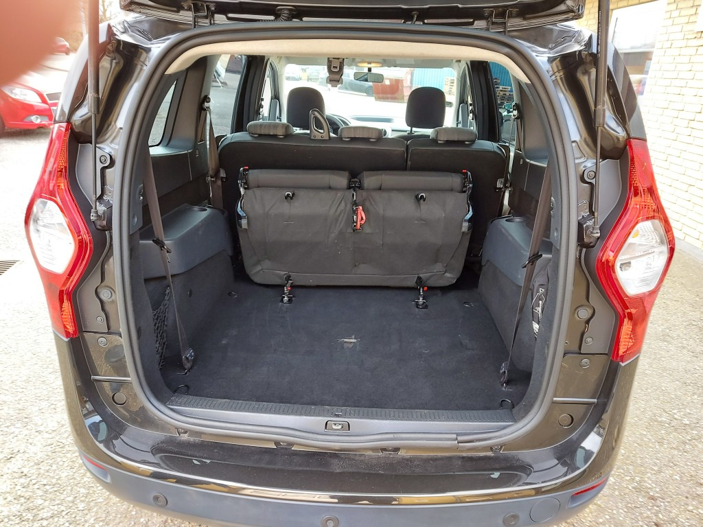 Dacia Lodgy 1,5 dci 7P