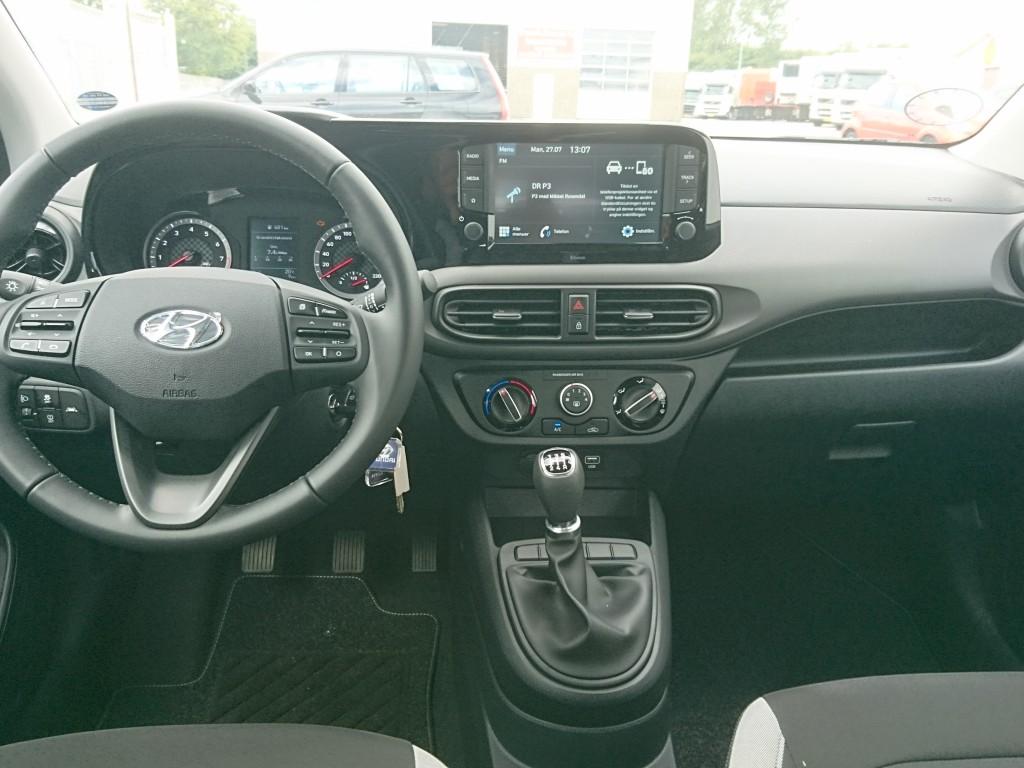 Hyundai I10 1,0 Essential 2020