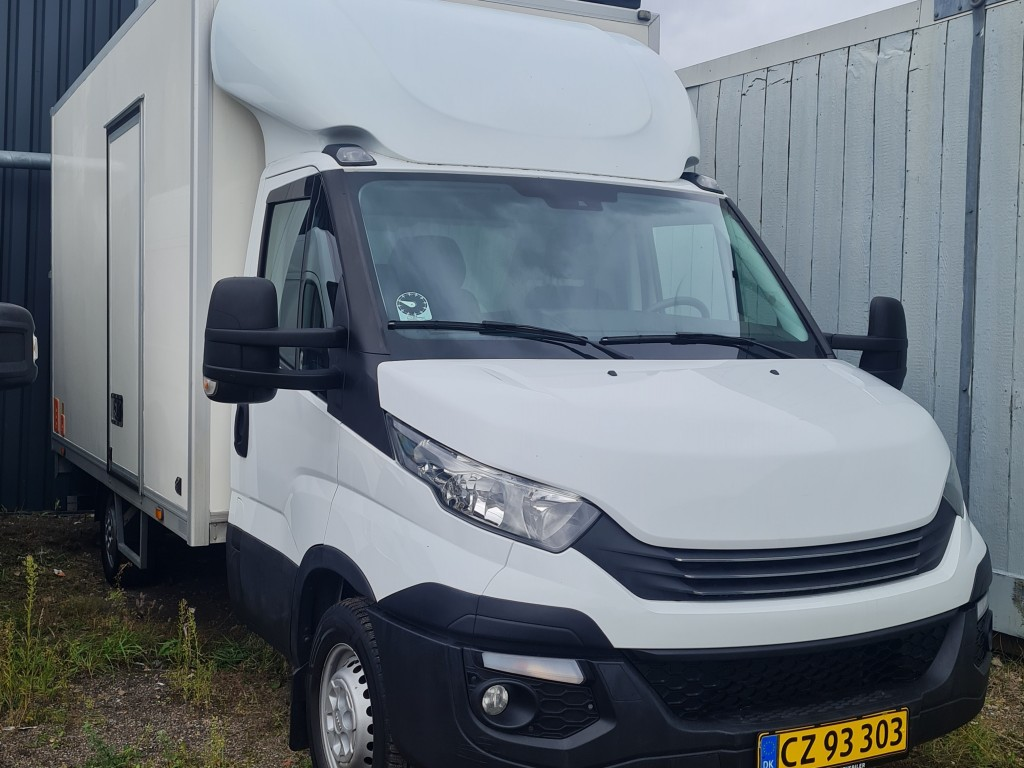 Iveco DAILY 35s16 2,3d Wb4100 AUTOMAT GEAR