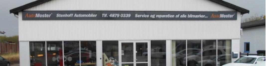 The facade of Oscar Car Rental Helsinge
