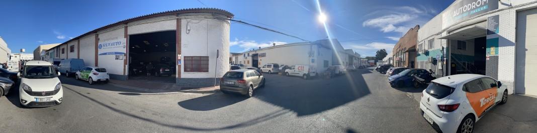 The facade of Oscar Car Rental Málaga - El Viso